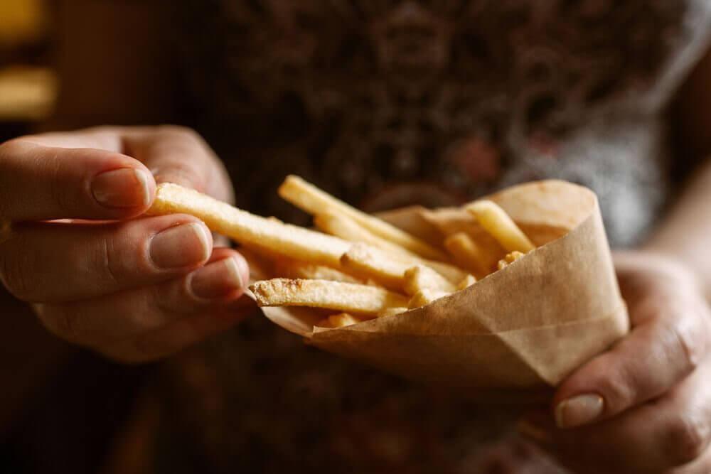 Är det bra att äta potatis under graviditeten?