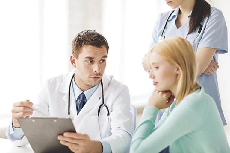 behandling av vaginalt adenom