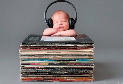 Bästa musiken för bebisar