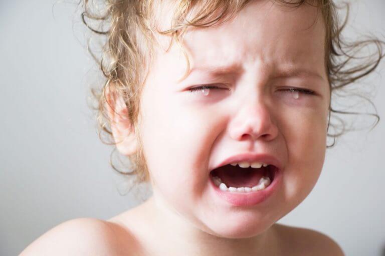 Barn får utbrott