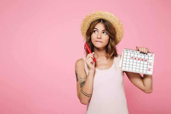 Lutealfasen och hur den relaterar till graviditet