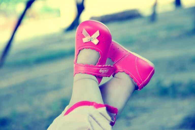 Hur väljer du rätt skor åt ditt barn?