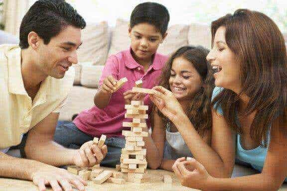 Symboliskt tänkande hos barn: 6 övningar