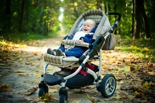 Att välja rätt barnvagn för din bebis