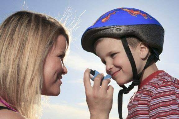 Kan ett barn med astma delta i sport?
