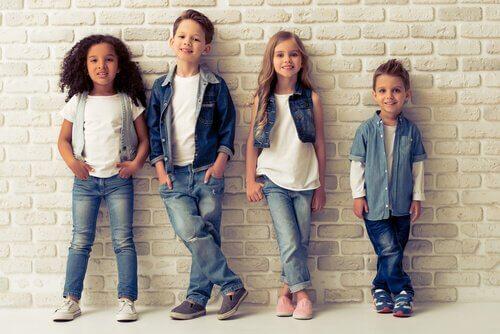 Hur man väljer rätt sorts barnkläder