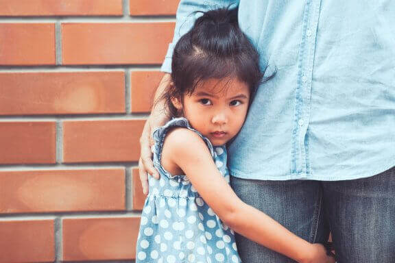 Barns vanligaste rädslor