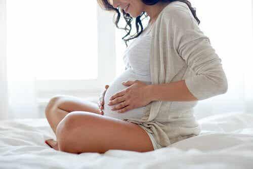 5 fantastiska tillfällen under graviditeten