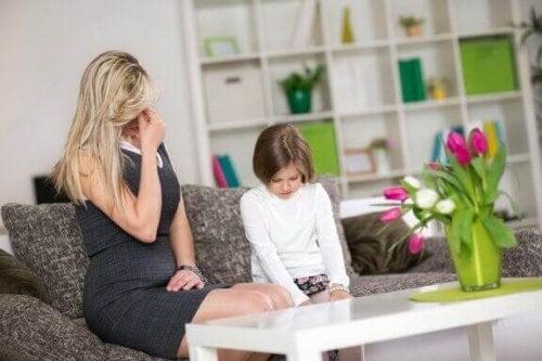 7 vanliga misstag vid barnuppfostran
