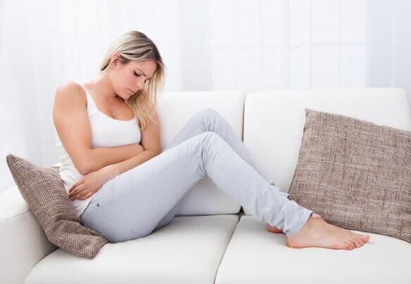 Myom i livmodern under graviditeten
