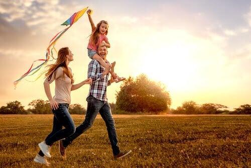 Hur man bygger upp en god anknytning till sitt barn