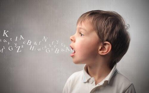 Att lära sig språk som barn