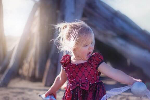 Varför barn skriker: Vad gör man i en sådan situation?