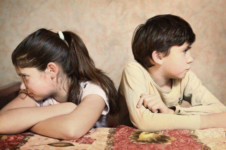 Vad kan föräldrar göra när barn bråkar hela tiden?