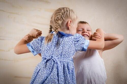 barn bråkar hela tiden