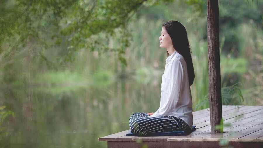 vill blimamma: mediterande kvinna