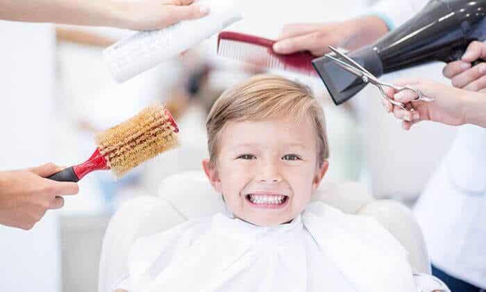 Några utmärkta frisyrer för pojkar