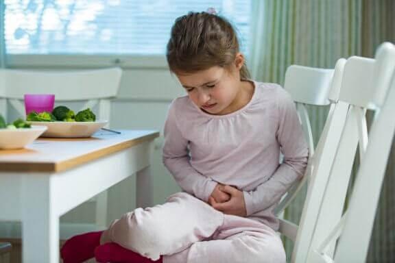 Vad kan man göra åt matsmältningsbesvär hos barn?