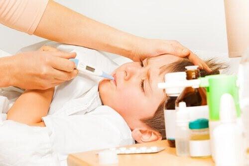 Fördelarna och farorna med att ge Ibuprofen till barn