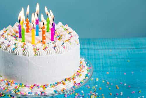 Intressanta historiska fakta om födelsedagar