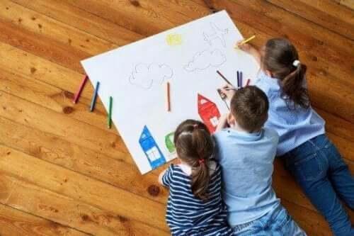 7 sätt att stimulera barns kreativitet genom att rita
