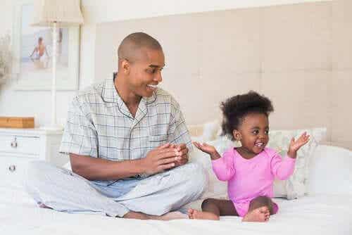 Att lära barn värderingar börjar i hemmet