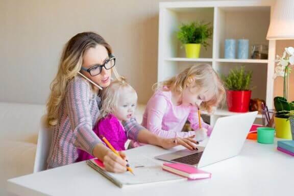 Ensamstående förälder: Hur du minskar stressen