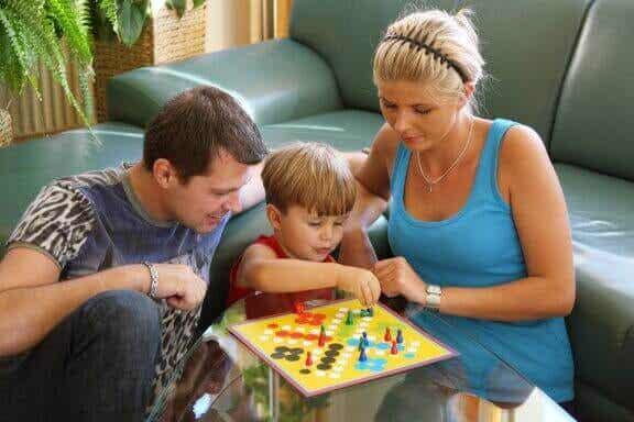 Aktiviteter för ett bättre familjeliv