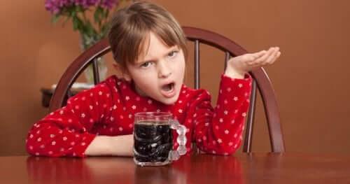 Kaffe och barn: Bra eller dåligt?