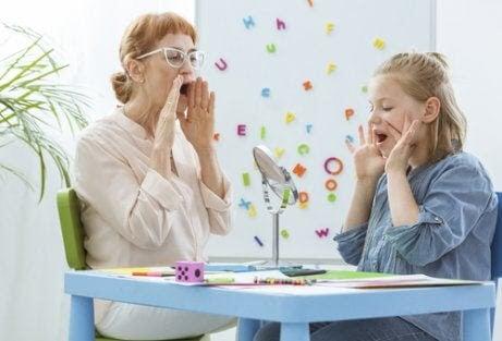 Allt du behöver veta om dysfasi hos barn
