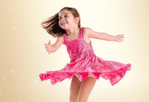 Fördelar med dans för barn