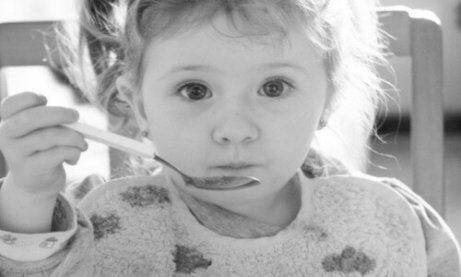 Undernäring och näringsbrist under barndomen
