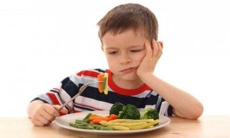 symtom på undernäring