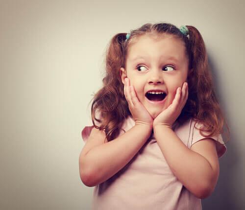 Sekundära känslor och dess uppkomst hos barn