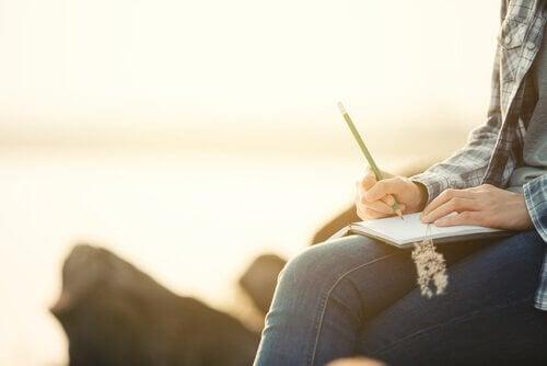 Upptäck alla fördelarna med att skriva dagbok