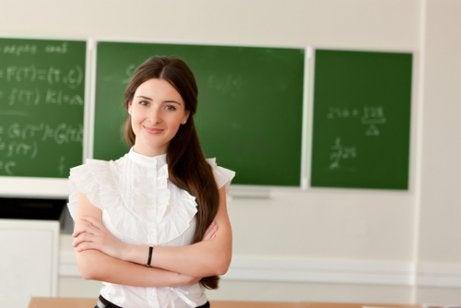 Hur är en bra lärare? Vilka egenskaper står ut?