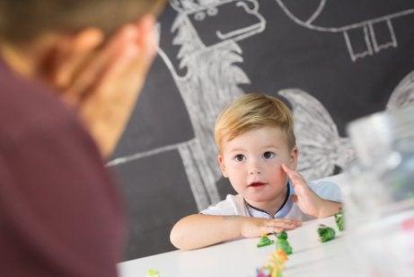 Stamning hos barn och vad man kan göra