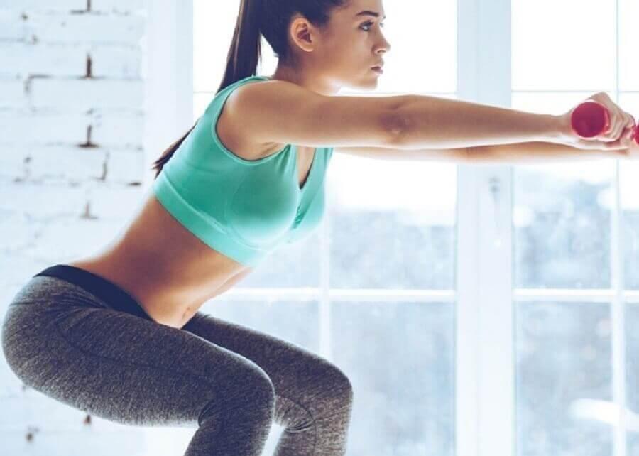 Övningar för att stärka benen