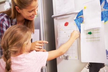 Belöningssystem: Ett användbart verktyg för att ändra ditt barns beteende
