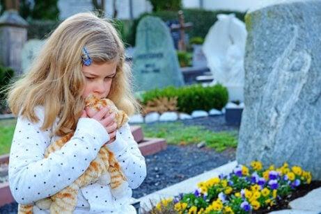 Hur man hjälper barn att förstå och bemöta döden