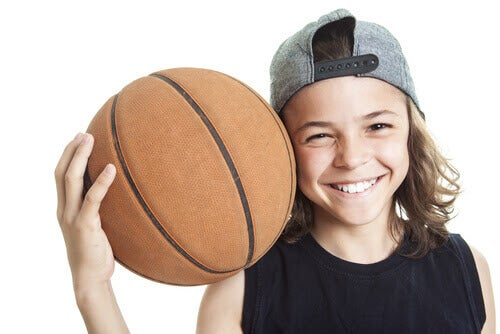 Fördelar med att spela basket för barn
