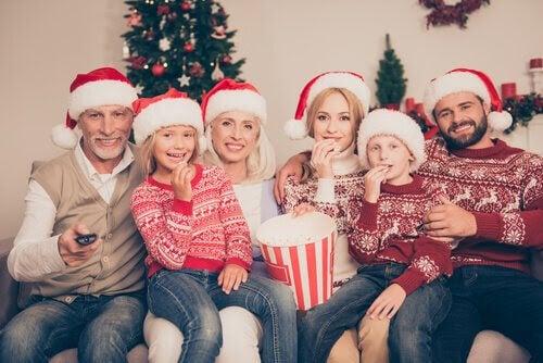 7 underbara julfilmer för hela familjen