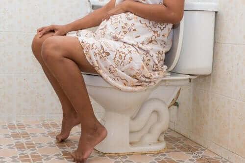 Allt om förstoppning under graviditeten