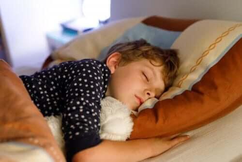 Vikten av att ha en rutin vid sänggåendet