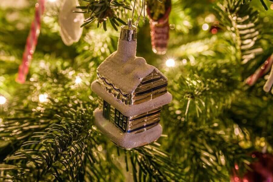 dekorera din trädgård till jul