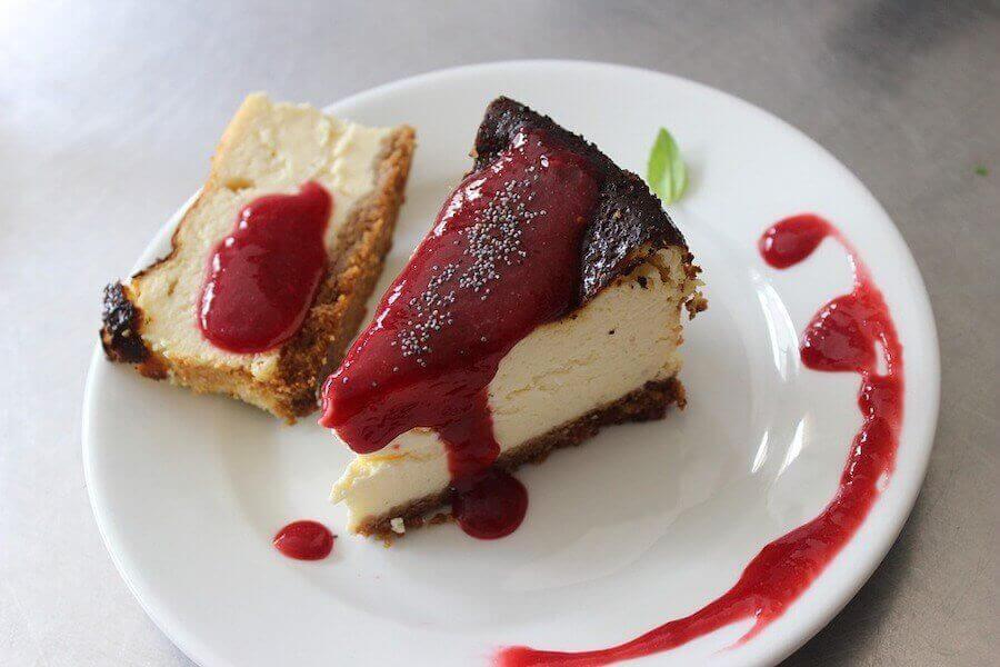 tårtrecept för barn: cheesecake