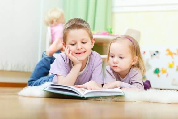 Hur påverkar syskon barns sociala färdigheter?