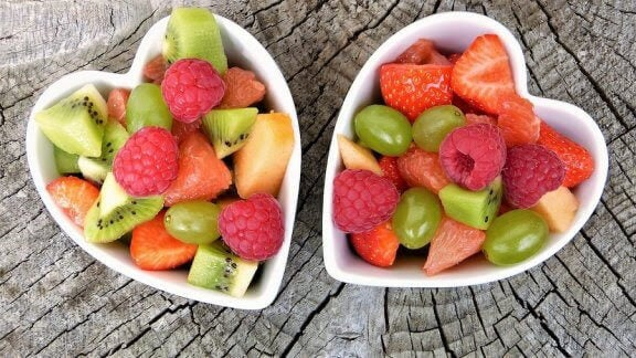 De 5 mest rekommenderade frukterna för barn