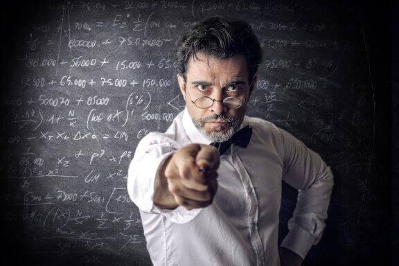 Vanliga drag hos dåliga lärare