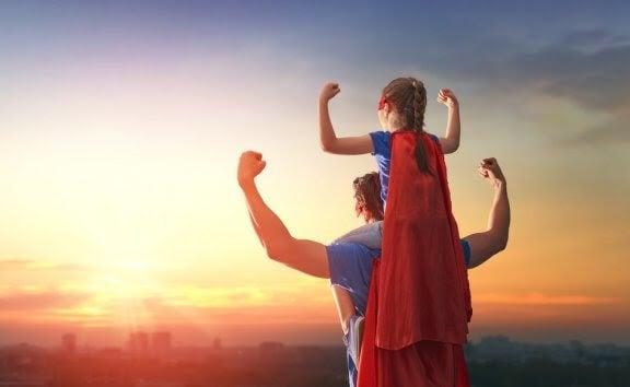 Hur man uppfostrar barn med en positiv självkänsla